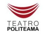 Resultado de imagem para teatro politeama logotipo